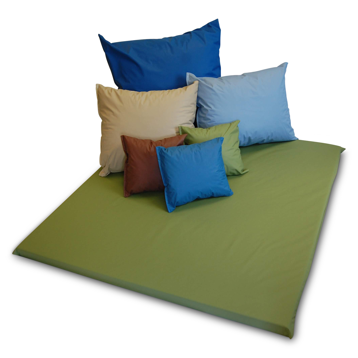 Pillows and Play Mats